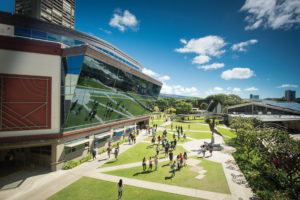 'Iolani School's Sullivan Center for Innovation and Leadership (photo: 'Iolani School)